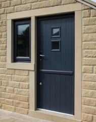 The benefits of composite doors