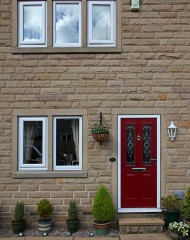 Make a statement with a composite front door from Composite Doors Yorkshire