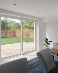The new PremiLine PRO sliding doors now available from Composite Doors Yorkshire.