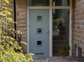 Bespoke composite door in Painswick, Holmfirth