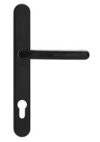 Lever handle - BL for composite door from Yorkshire Doors & Windows