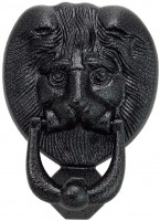 Door knocker - Lions Head AG